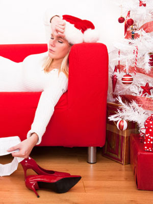 Simple Holistic Tips for Coping with Holiday Stress